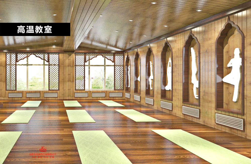 淄博瑜伽馆对于热水器的设计选购要求有哪些?
