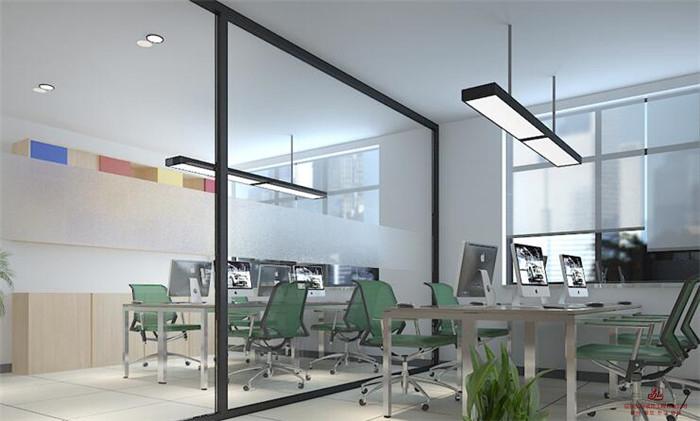 淄博办公室墙面装饰效果如何通过设计提升?