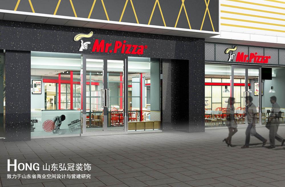 淄博快餐厅应该怎样进行设计装修?