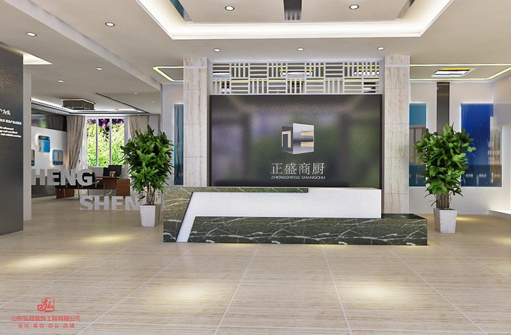 在淄博办公室装修中,如何做好细节的设计?