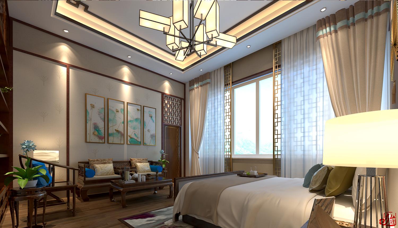 淄博酒店装修客房装饰要怎样搭配?