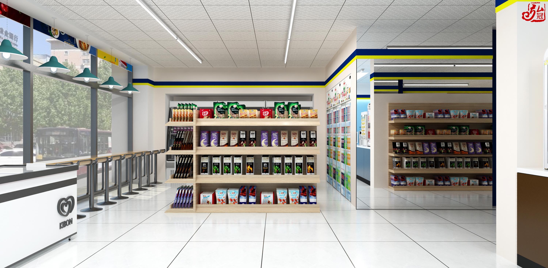 淄博超市怎么装修设计比较好?